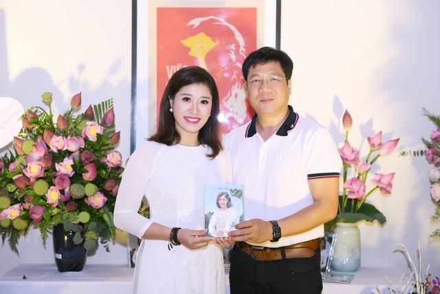 """NSND Thu Hiền xúc động với album """"Lời ca dâng Người"""" - 2"""
