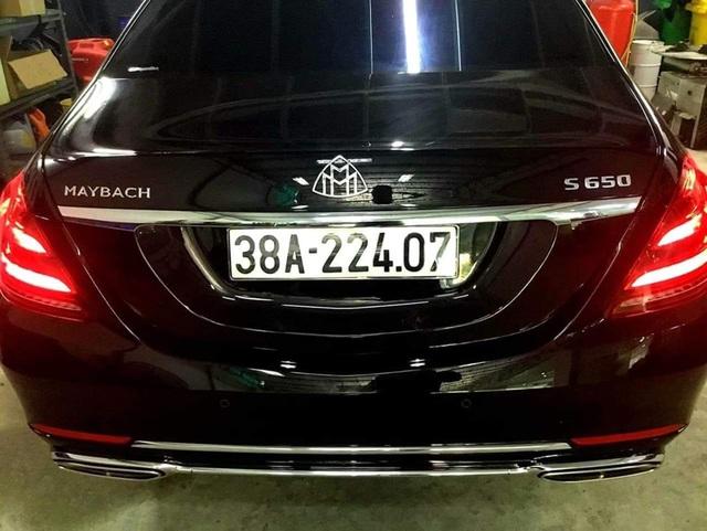 Bí ẩn nữ đại gia 8X chi 17 tỷ đồng sở hữu Mercedes-Maybach S650 2019 đầu tiên tại Việt Nam - 2