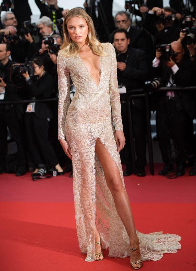 Những người đẹp thu hút mọi ánh nhìn trên thảm đỏ Cannes - 7