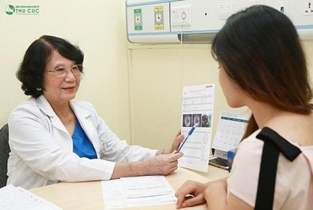 3 lời khuyên vàng cho người bệnh u xơ tử cung - 1