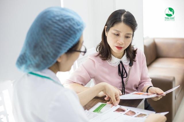 3 lời khuyên vàng cho người bệnh u xơ tử cung - 2