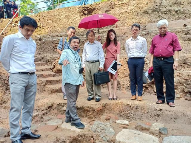Phát lộ dấu tích đường vào cấm thành Thăng Long từ thời nhà Lê - 2