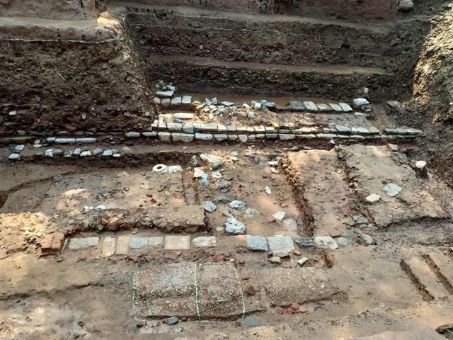 Phát lộ dấu tích đường vào cấm thành Thăng Long từ thời nhà Lê - 9