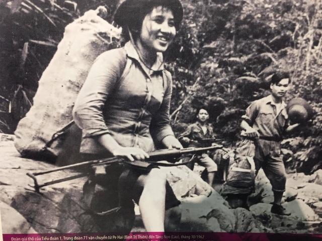 Tái hiện những ký ức kiêu hãnh của nữ chiến sĩ, thanh niên xung phong Trường Sơn - 1