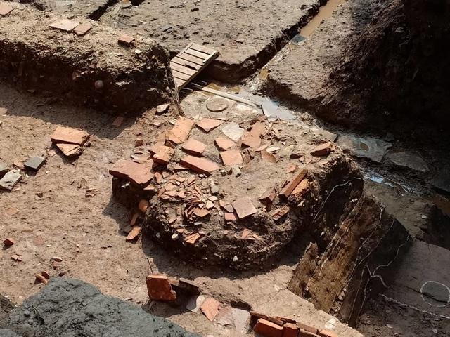 Phát lộ dấu tích đường vào cấm thành Thăng Long từ thời nhà Lê - 8