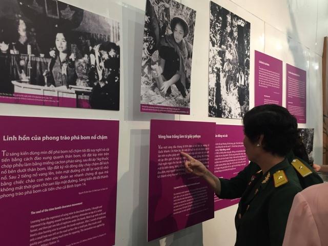 Tái hiện những ký ức kiêu hãnh của nữ chiến sĩ, thanh niên xung phong Trường Sơn - 2