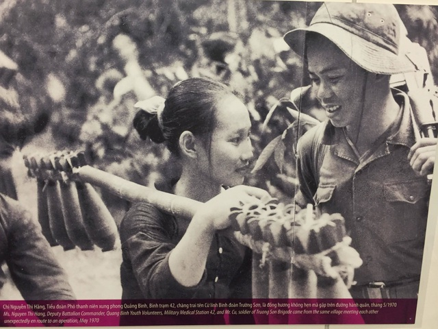 Tái hiện những ký ức kiêu hãnh của nữ chiến sĩ, thanh niên xung phong Trường Sơn - 4
