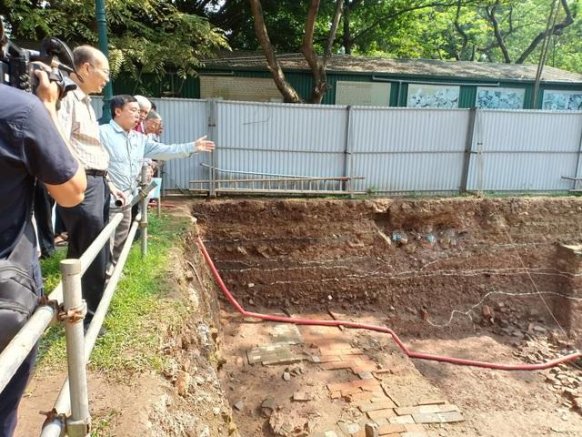 Phát lộ dấu tích đường vào cấm thành Thăng Long từ thời nhà Lê - 4