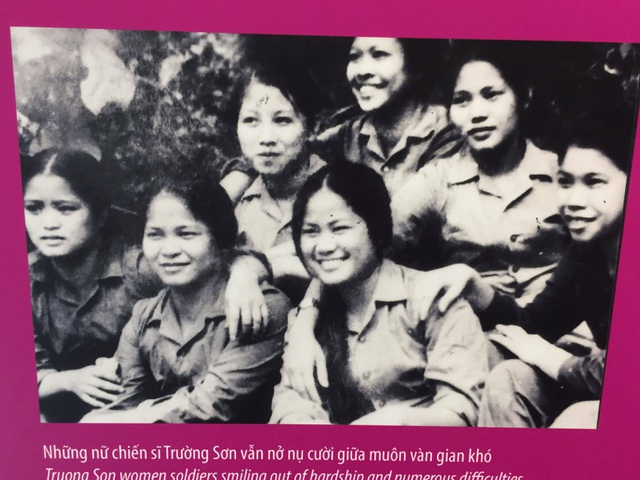 Tái hiện những ký ức kiêu hãnh của nữ chiến sĩ, thanh niên xung phong Trường Sơn - 5