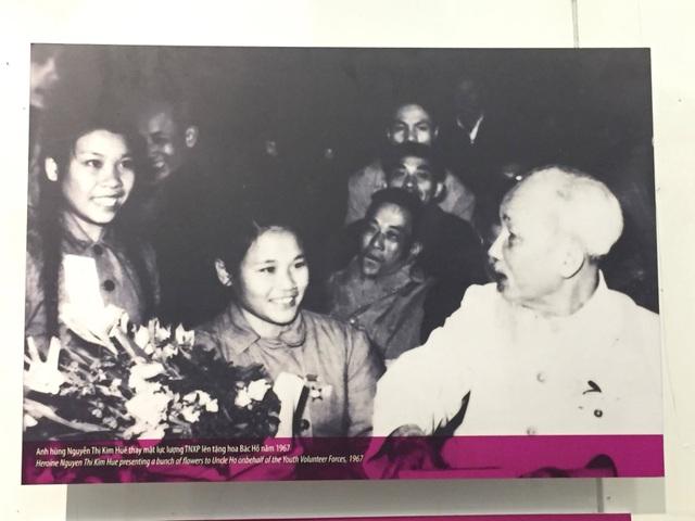 Tái hiện những ký ức kiêu hãnh của nữ chiến sĩ, thanh niên xung phong Trường Sơn - 6