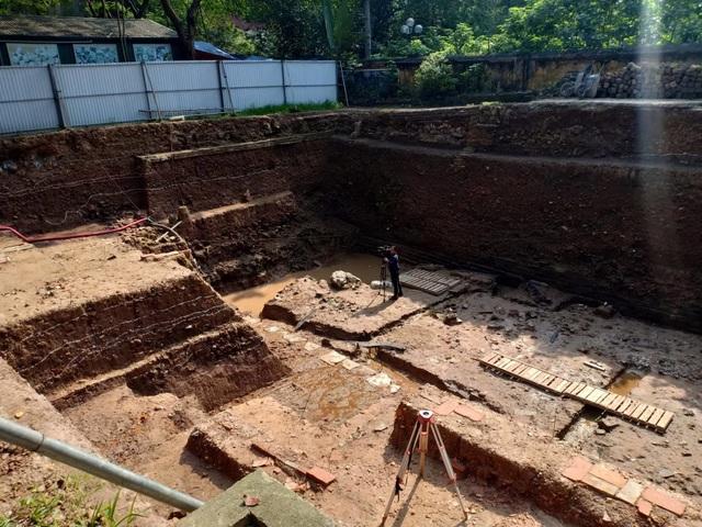 Phát lộ dấu tích đường vào cấm thành Thăng Long từ thời nhà Lê - 6