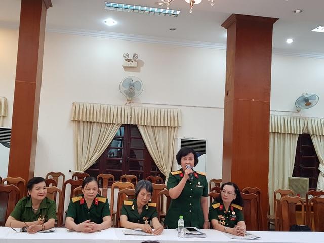 Tái hiện những ký ức kiêu hãnh của nữ chiến sĩ, thanh niên xung phong Trường Sơn - 3