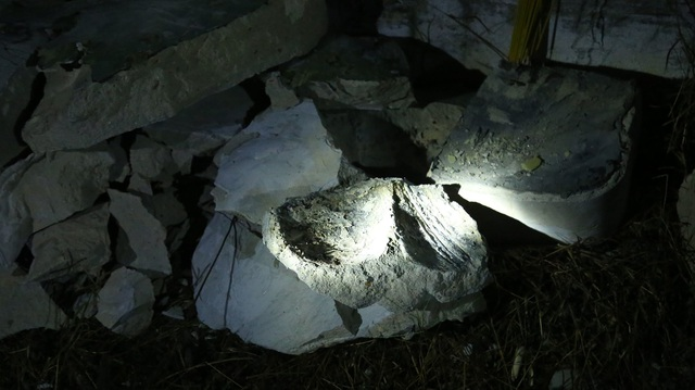 Nghi án giết người, đổ bê tông phi tang: Phát hiện thêm một thi thể trong khối bê tông - 2