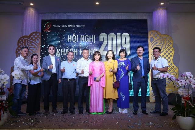 Sức hút của nhãn hiệu Abena tại hội nghị khách hàng Tường Thành Việt - 1