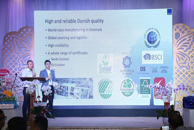 Sức hút của nhãn hiệu Abena tại hội nghị khách hàng Tường Thành Việt - 3