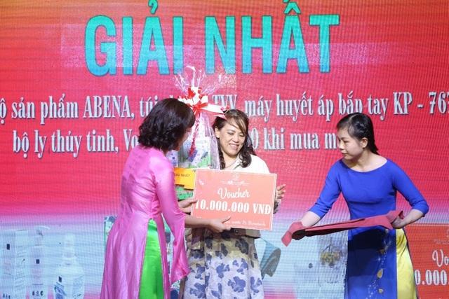 Sức hút của nhãn hiệu Abena tại hội nghị khách hàng Tường Thành Việt - 5