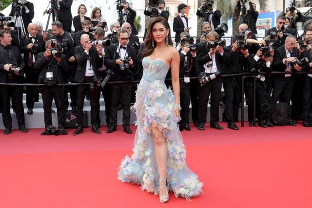Kiềunữ Thái Lan Araya Hargate tỏa sáng tại Cannes - 12