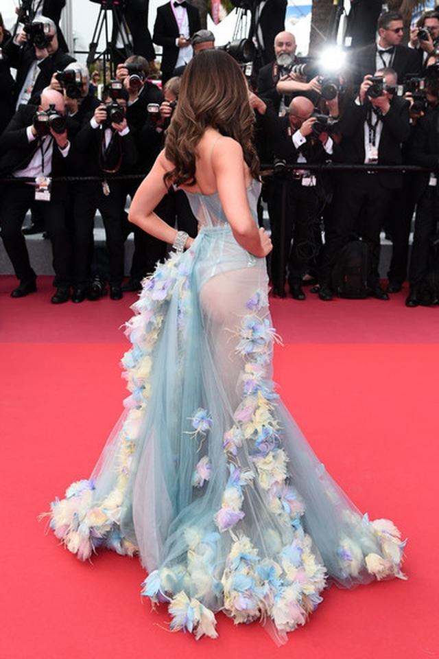 Kiềunữ Thái Lan Araya Hargate tỏa sáng tại Cannes - 10