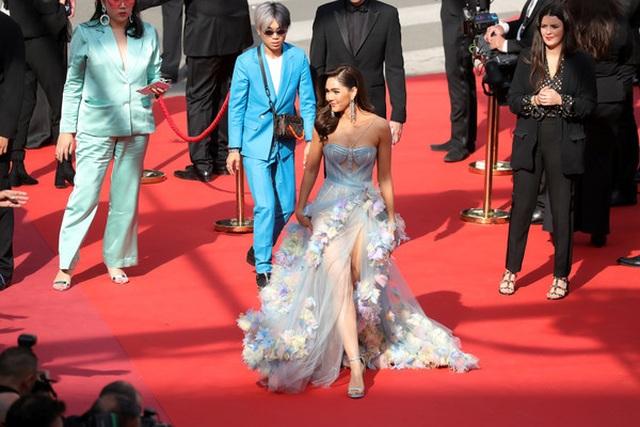 Kiềunữ Thái Lan Araya Hargate tỏa sáng tại Cannes - 8