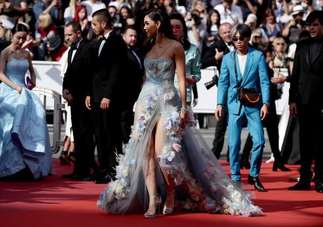 Kiềunữ Thái Lan Araya Hargate tỏa sáng tại Cannes - 5