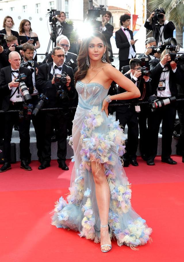 Kiềunữ Thái Lan Araya Hargate tỏa sáng tại Cannes - 9