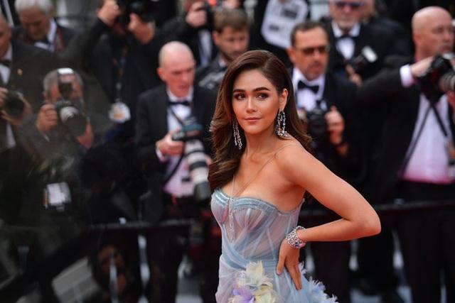 Kiềunữ Thái Lan Araya Hargate tỏa sáng tại Cannes - 11