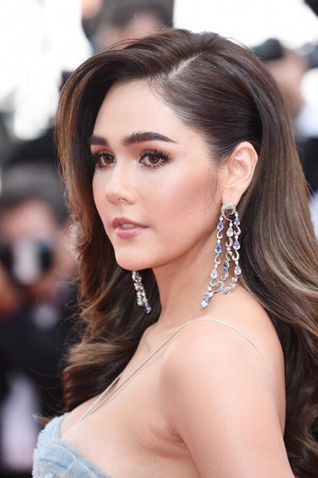 Kiềunữ Thái Lan Araya Hargate tỏa sáng tại Cannes - 2