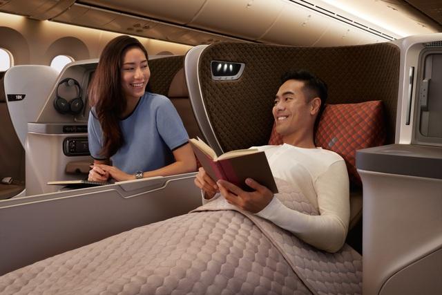 Singapore Airlines ưu đãi lớn cho khách hàng dịp hè - 2