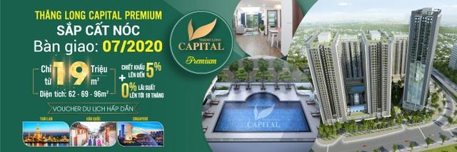 Cơn lốc ưu đãi tháng 5 khi sở hữu căn hộ Thăng Long Capital Premium - 2