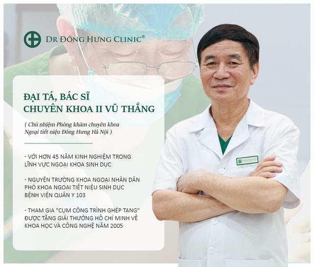 Dr Đông Hưng Clinic – Chăm sóc sức khỏe Nam Khoa, Phụ Khoa - 2