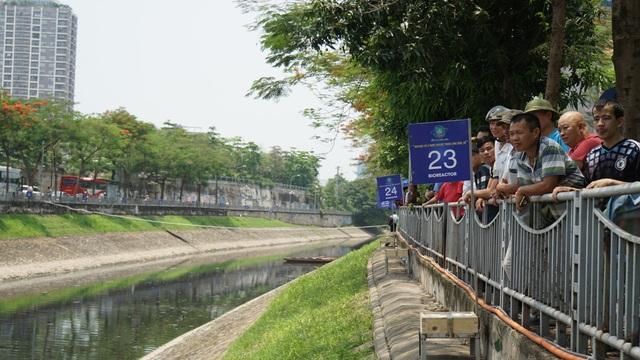 Có thể hồi sinh sông Tô Lịch bất chấp hàng trăm nghìn m3 nước thải đổ vào mỗi ngày? - 6