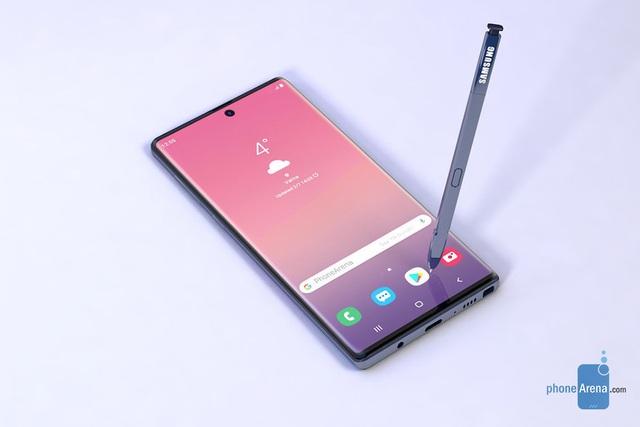 Galaxy Note10 sẽ có pin lớn nhất từ trước đến nay, thêm màu mới - 2