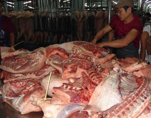"""TPHCM: 13 triệu dân nguy cơ """"đói"""" thịt trong vòng vây dịch tả lợn - 4"""
