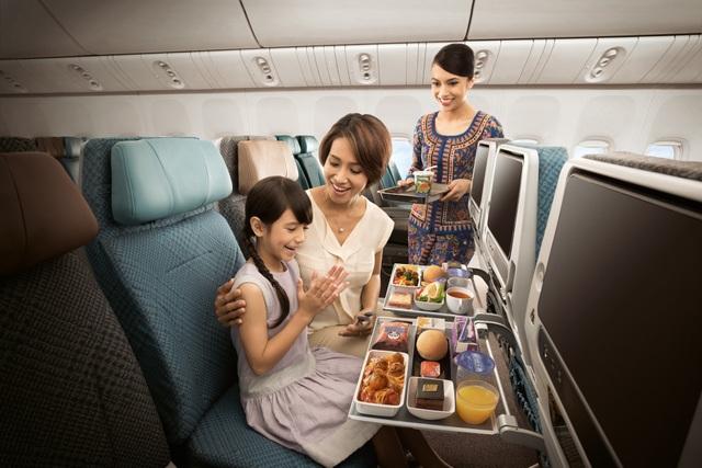 Singapore Airlines ưu đãi lớn cho khách hàng dịp hè - 3