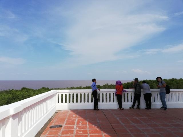 Chiêm ngưỡng cột cờ Hà Nội ở đất Mũi Cà Mau - 8