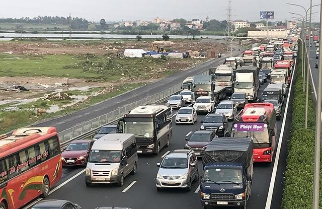 Chủ tịch Hà Nội: Nối đường 70 với cao tốc Pháp Vân - Cầu Giẽ để giảm ùn tắc - 1