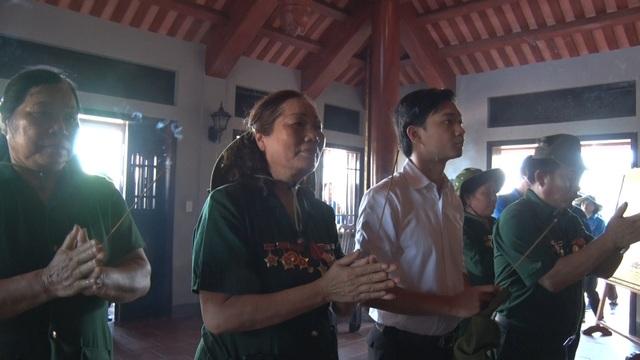 Hành trình thăm lại chiến trường xưa của cựu TNXP đường Trường Sơn - Ảnh minh hoạ 6