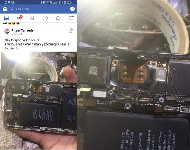 Đủ trò mông má iPhone, mua sao cũng dính cú lừa - 1