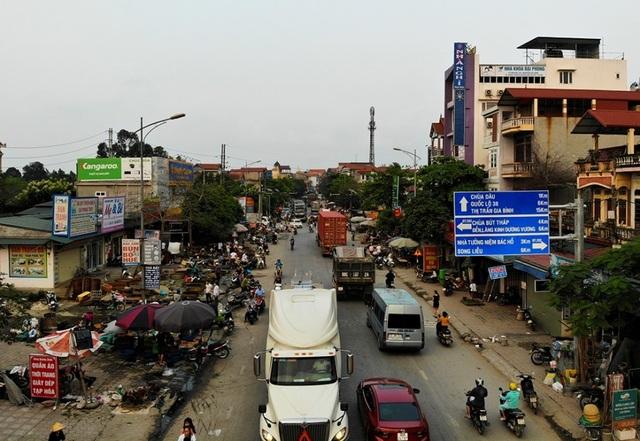 Bắc Ninh: Người dân khổ sở vì hứng chịu xe tải né trạm BOT - 2