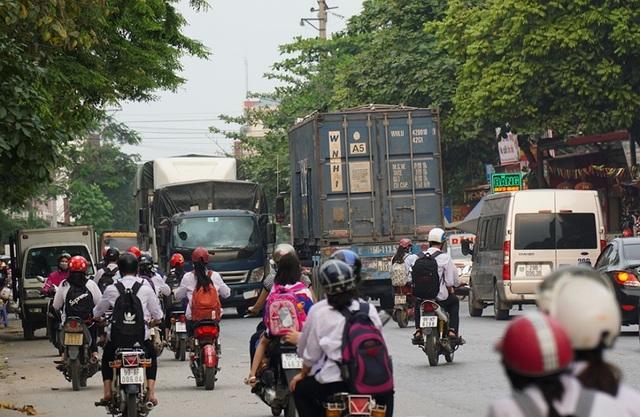 Bắc Ninh: Người dân khổ sở vì hứng chịu xe tải né trạm BOT - 6