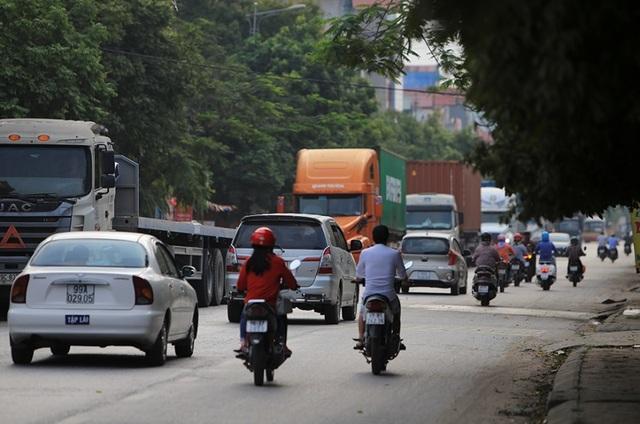 Bắc Ninh: Người dân khổ sở vì hứng chịu xe tải né trạm BOT - 9