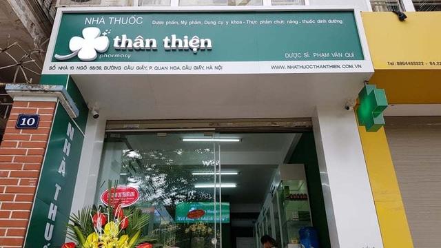 Nhà thuốc Thân thiện đầu tiên chính thức đi vào hoạt động, nơi mua thuốc uy tín tại Việt Nam - 1