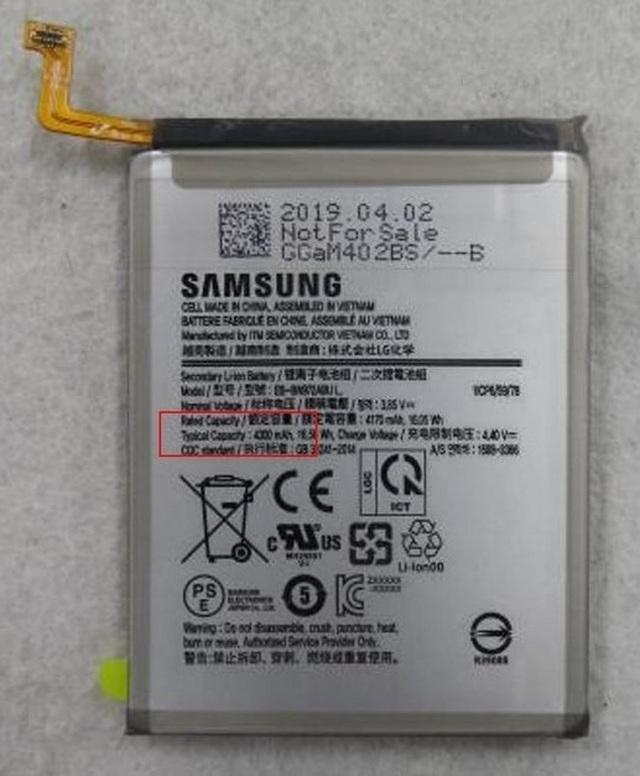 Galaxy Note10 sẽ có pin lớn nhất từ trước đến nay, thêm màu mới - 1