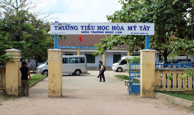 Chương trình đối tác Thái Bình Dương hỗ trợ xây trường học ở Phú Yên - 1