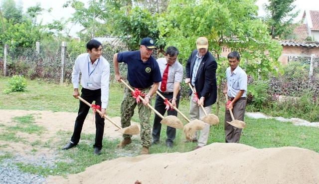 Chương trình đối tác Thái Bình Dương hỗ trợ xây trường học ở Phú Yên - 2