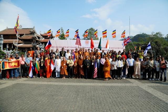 Hành trình chiêm bái, cầu an của đoàn đại biểu Vesak 2019 tại Fansipan, Sa Pa - 6