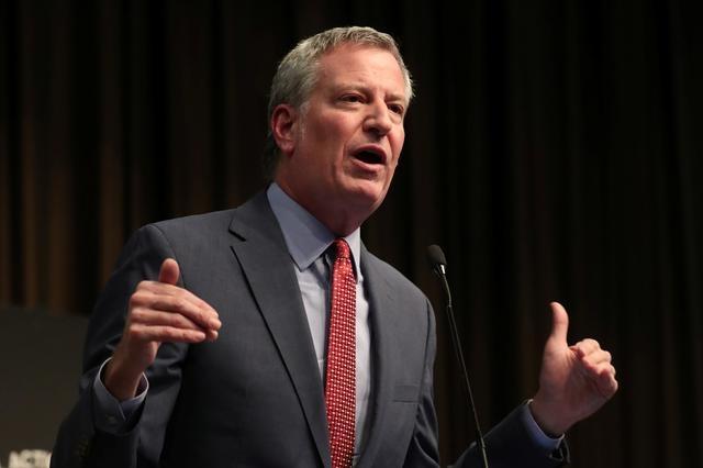 Thị trưởng New York tham gia cuộc đua vào Nhà Trắng, thách thức Tổng thống Trump - 1
