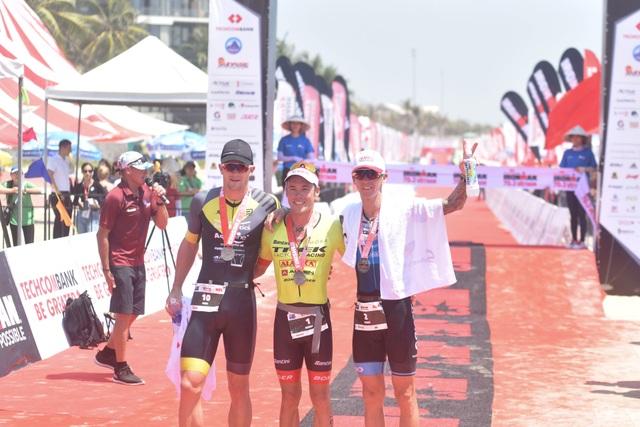 Ấn tượng cuộc tranh tài của các VĐV nước chủ nhà tại Techcombank Ironman 70.3 vô địch Châu Á Thái Bình Dương - 4