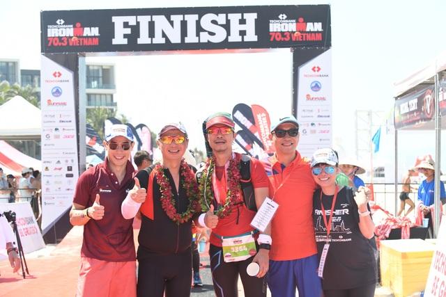 Ấn tượng cuộc tranh tài của các VĐV nước chủ nhà tại Techcombank Ironman 70.3 vô địch Châu Á Thái Bình Dương - 1