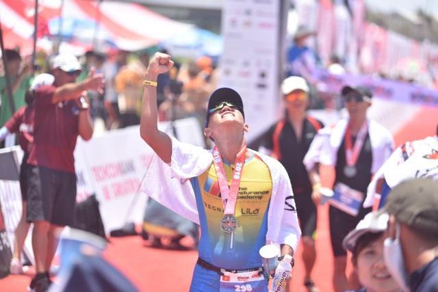Ấn tượng cuộc tranh tài của các VĐV nước chủ nhà tại Techcombank Ironman 70.3 vô địch Châu Á Thái Bình Dương - 3